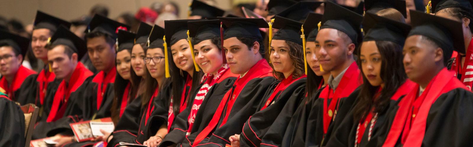 DDEEA Graduation Union South May 12, 2017. (Photo © Andy Manis)