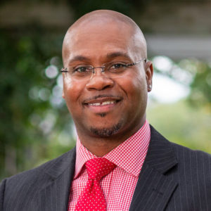 Patrick J. Sims, deputy vice chancelor for diversity and climate and chief diversity officer