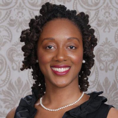 Headshot portrait of Torsheika Maddox