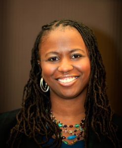 Sherri A. Charleston, Assistant Vice Provost in the Division of Diversity, Equity & Educational Achievement