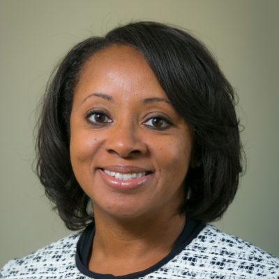 Assistant Vice Provost Cheryl Gittens