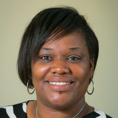 Interim Senior Development Director Tracy Williams-Maclin