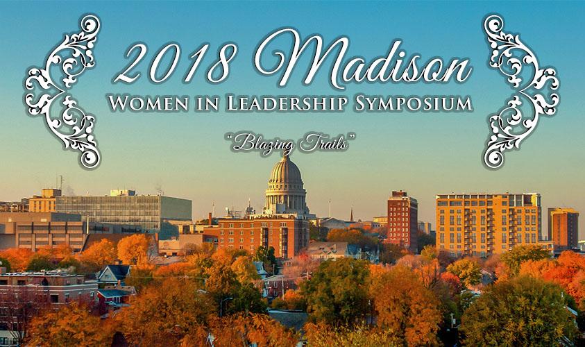 2018 Madison Women in Leadership Symposium logo