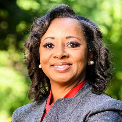 Headshot of Cheryl Gittens