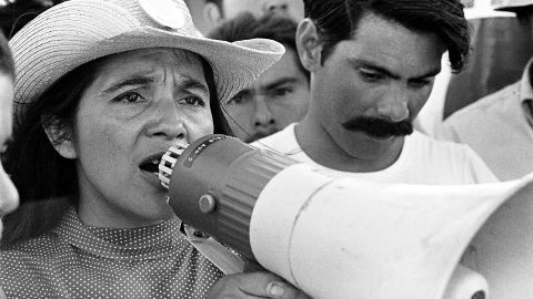 With intimate and unprecedented access, Peter Bratt's Dolores tells the story of Dolores Huerta.