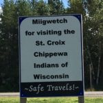 Thank you for visiting the St. Croix Chippewa Indians of Wisconsin