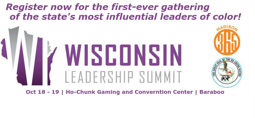 Wisconsin Leadership Summit, Oct. 18-19