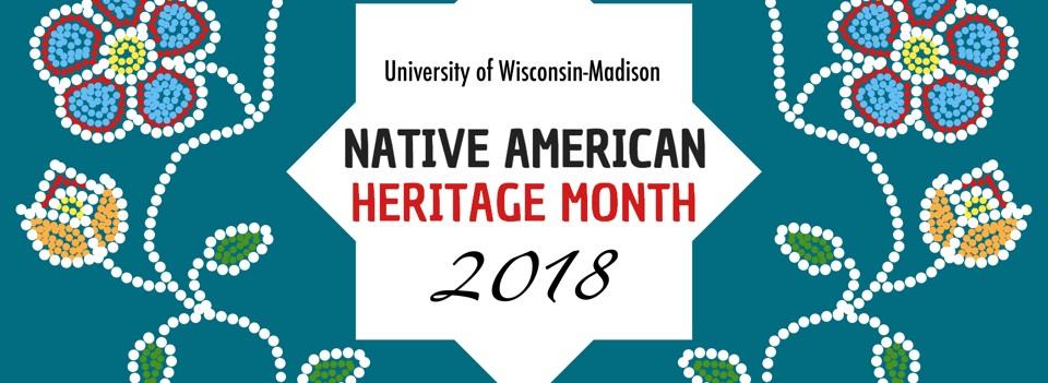 UW-Madison Native November logo
