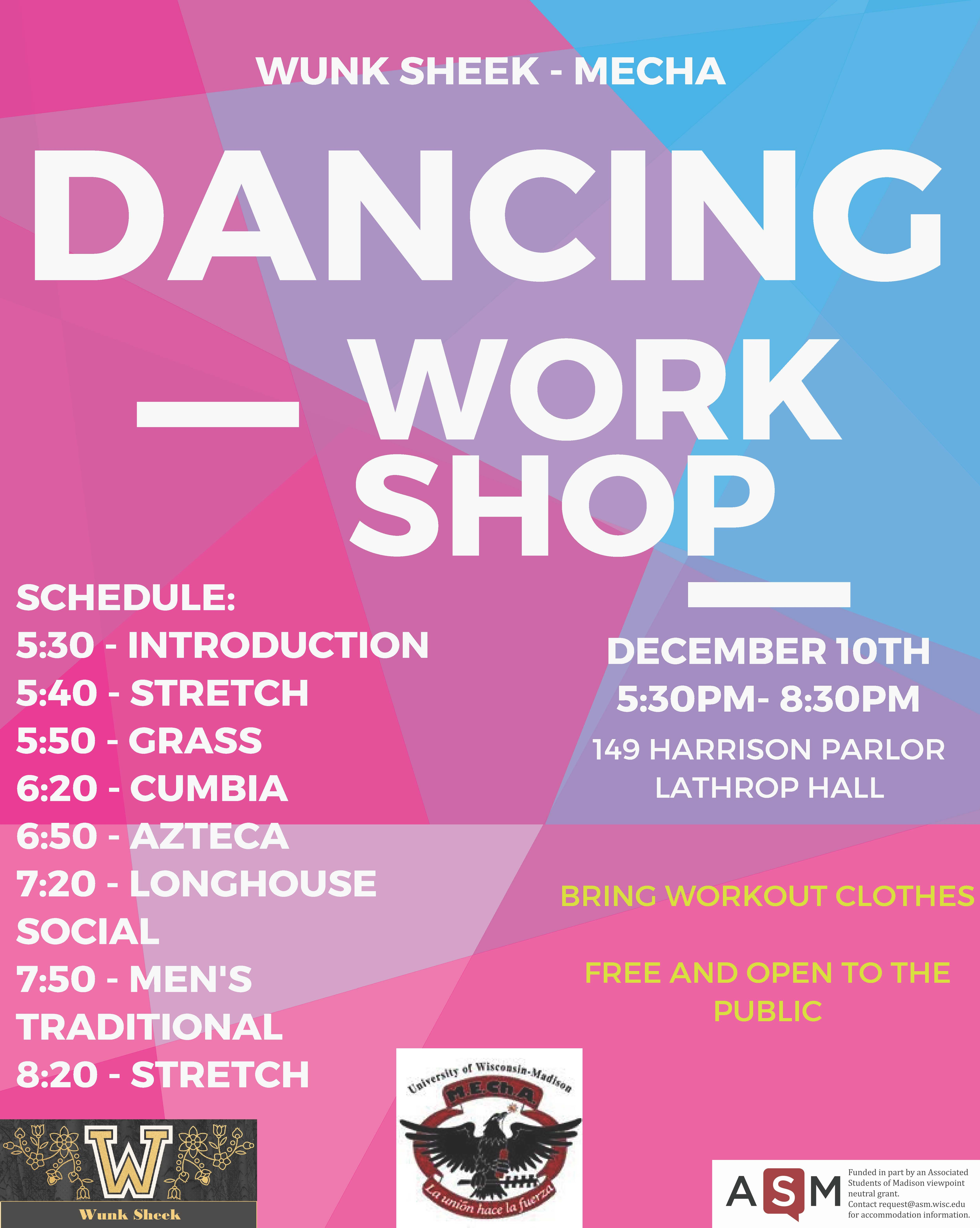 Wunk Sheek - Mecha Dance Workshop