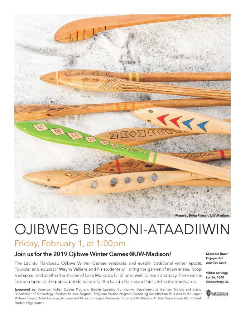 Ojibwe Winter Games come to Madison