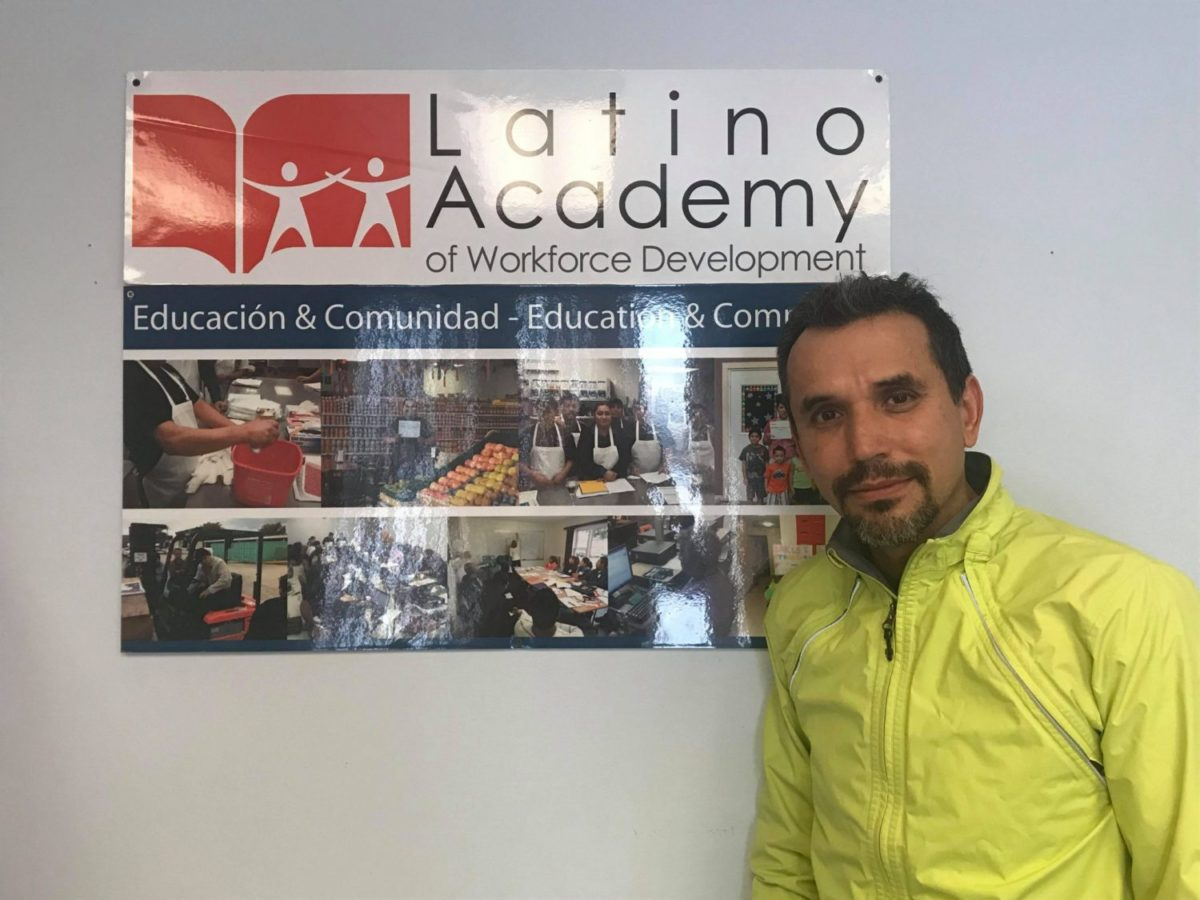 The board of directors for the Vera Court Neighborhood Center has announced the hiring of Baltazar De Anda Santana as the Latino Academy of Workforce Development's new executive director, who was one of the co-founders of the organization back in 2011.