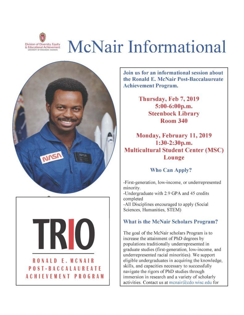 McNair Informational Flyer 2019vFIN