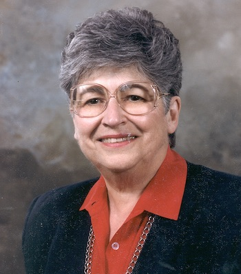 Estrin was the first woman elected to the board of IEEE — the world's largest technical professional organization for technology advancement.COURTESY OF IEEE HISTORY CENTER © IEEE