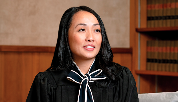 Kristy-Yang, UW-Madison 2019 Forty Under Forty