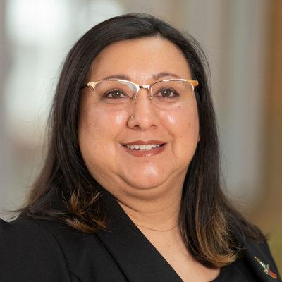Audra Hernandez headshot