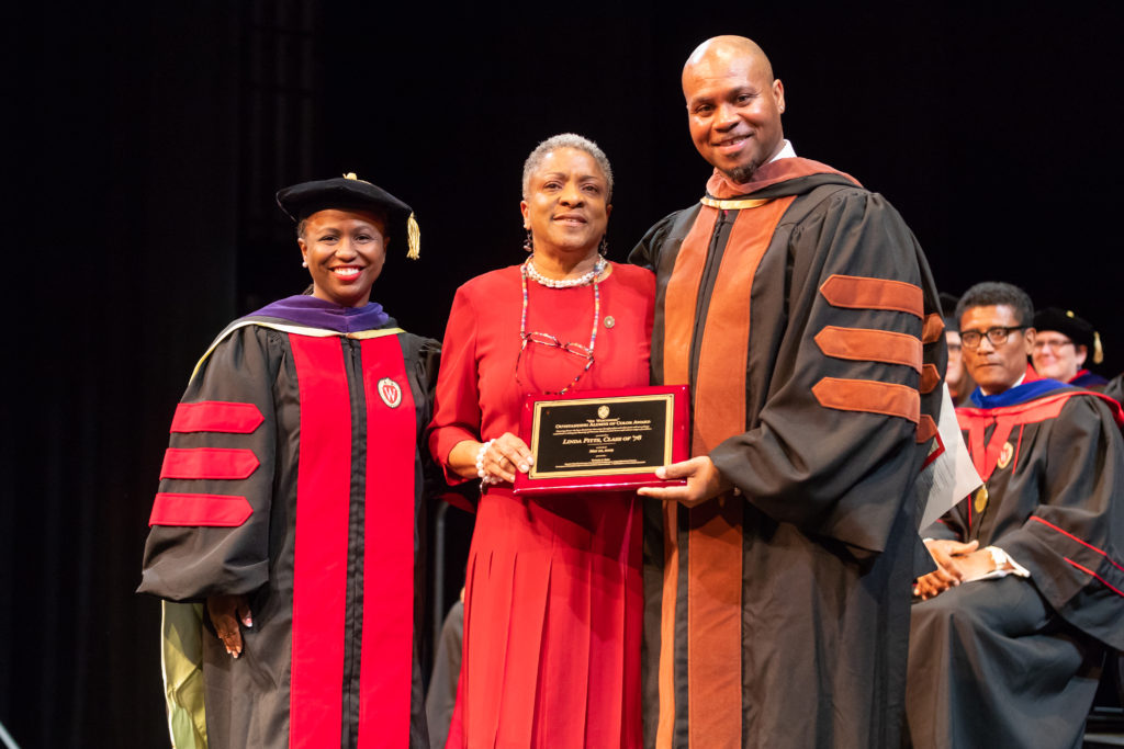 The Division of Diversity, Equity & Educational Achievement held its annual Graduation Recognition Ceremony and Reception on Friday, May 10, 2019, in the Memorial Union.