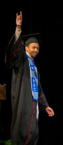 DDEEA Graduation at Shannon Hall May 10, 2019.