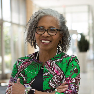 Photo of Dr. Gloria Ladson-Billings
