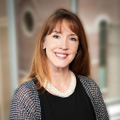Headshot of Colleen Godfriaux