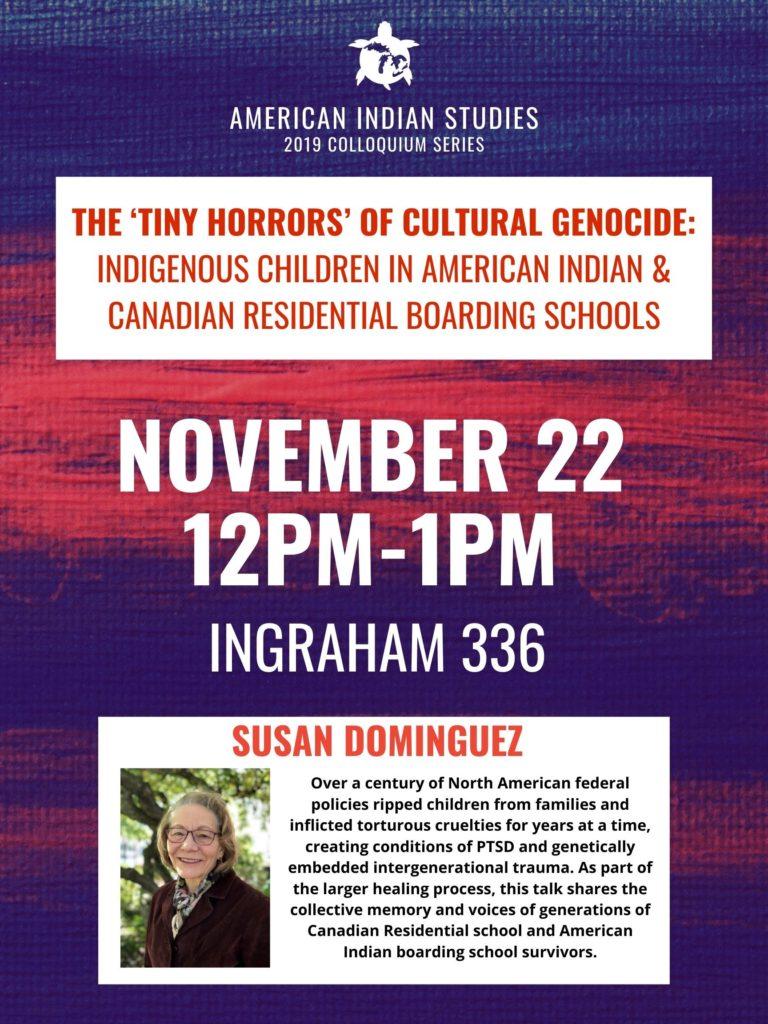 American Indian Studies Colloquium