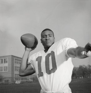 Les Ritcherson, 1967, UW Archive Photo