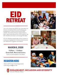 Spring 2020 EID Retreat