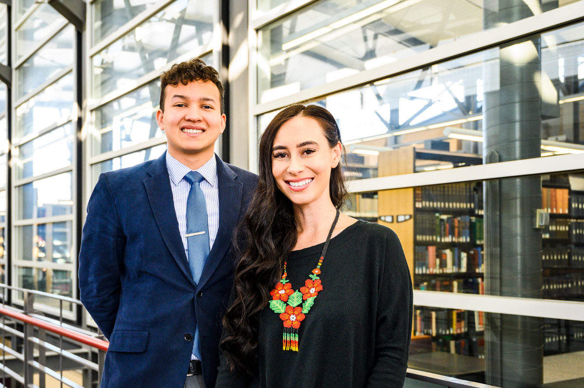 'Often our communities feel invisible': Q&A with leaders of UW's Indigenous Law Students Association