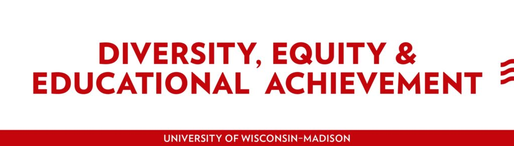 Logo for the Division of Diversity, Equity & Educational Achievement