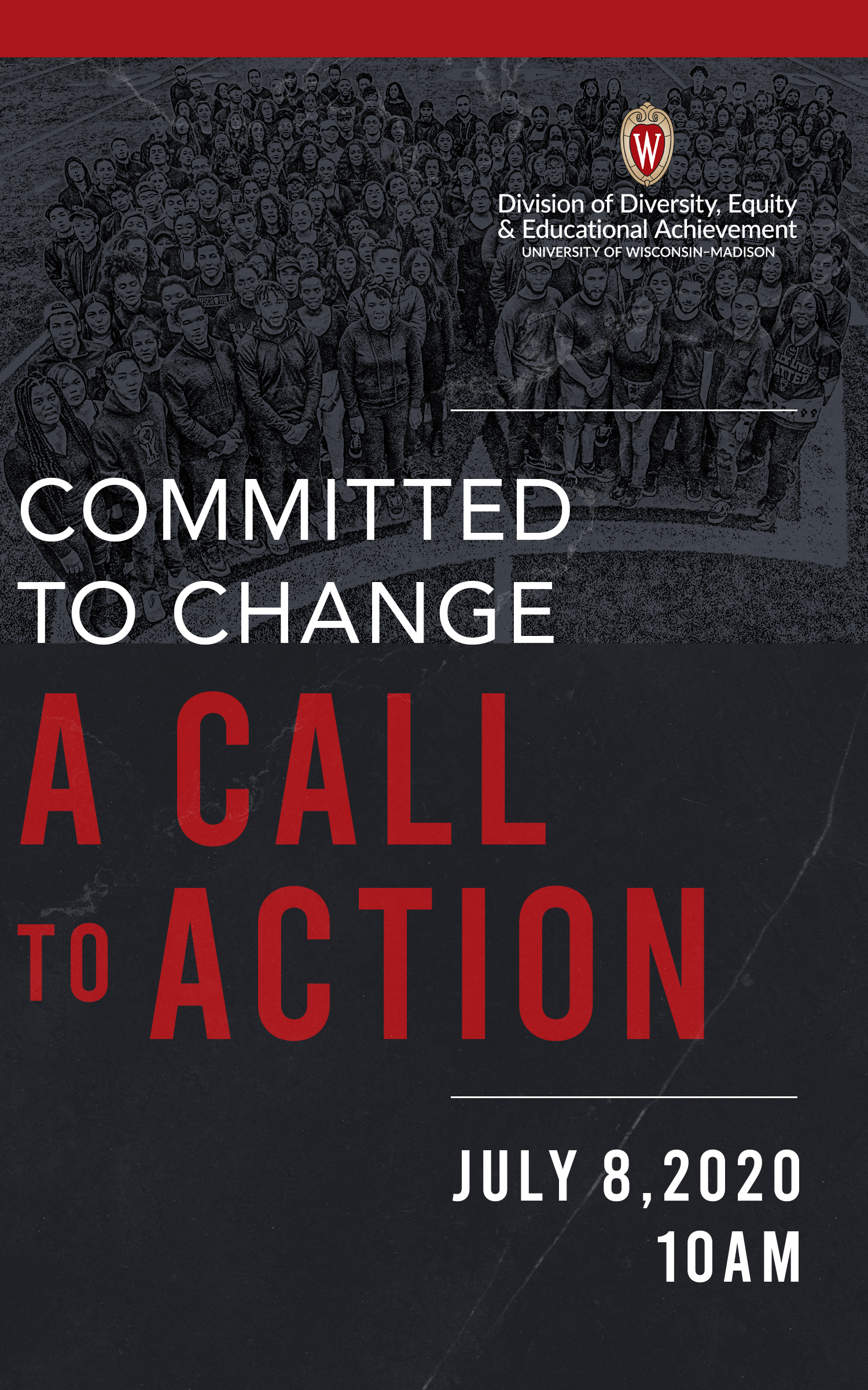 A Call to Action poster