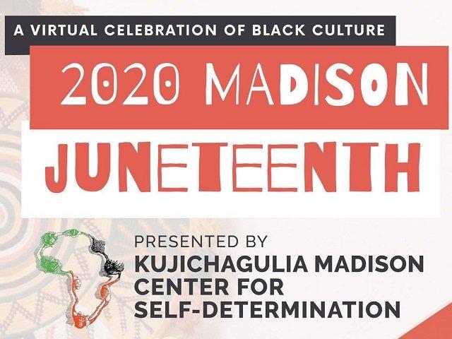 Juneteenth 2020 logo