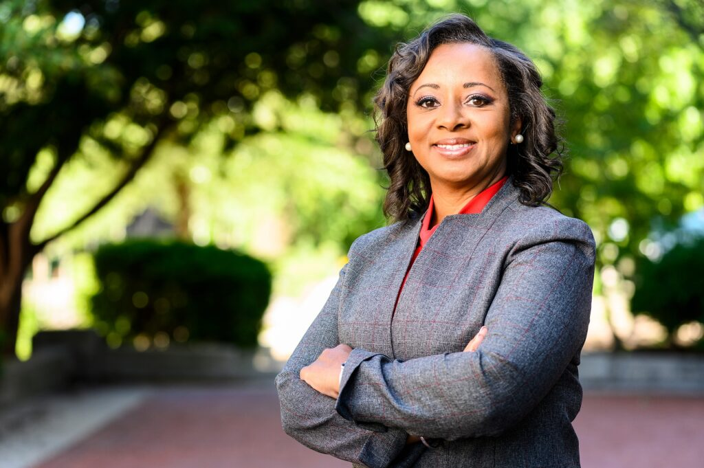Headshot of Dr. Cheryl Gittens
