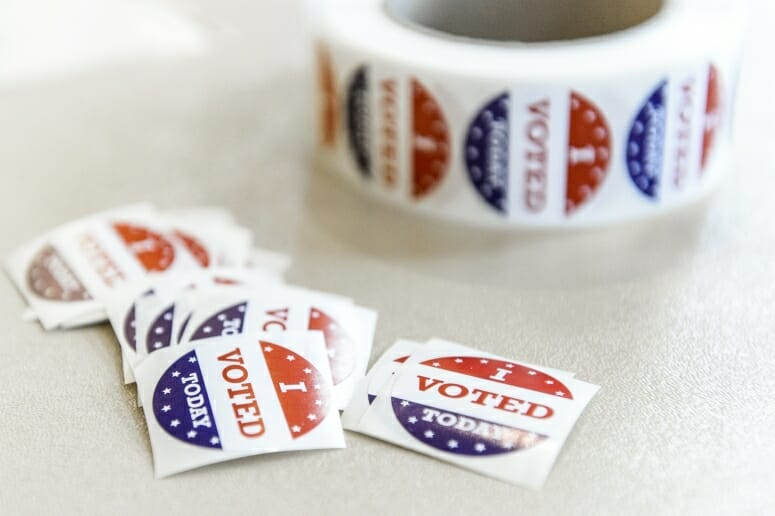 More absentee voting is expected during this year's elections because of the pandemic. PHOTO: BRYCE RICHTER