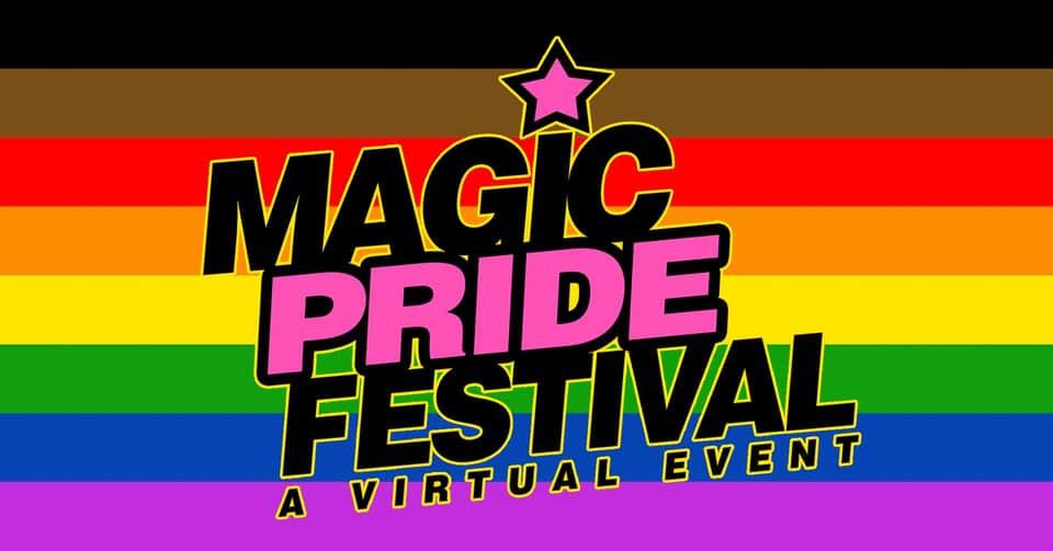 Magic Pride Festival logo