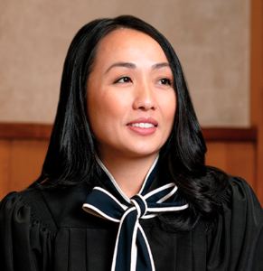 Judge Kristy Yang