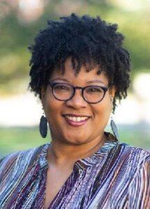 Headshot of Monica White