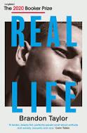 "Cover of Brandon Taylor's novel ""Real Life"""