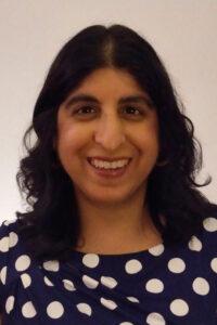 Anju Reejhsinghani headshot