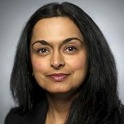 Headshot of Binnu Palta Hill