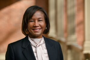 Laurie A. Carter (Photo courtesy of Shippensburg University)