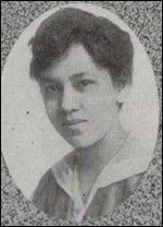 Portrait of Mabel Watson Raimey, ('18)