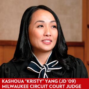 "Headshot of Judge Kashoua ""Kristy"" Yang"