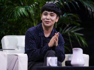 Poet Ocean Vuong