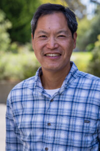 Portrait of Russell Jeung