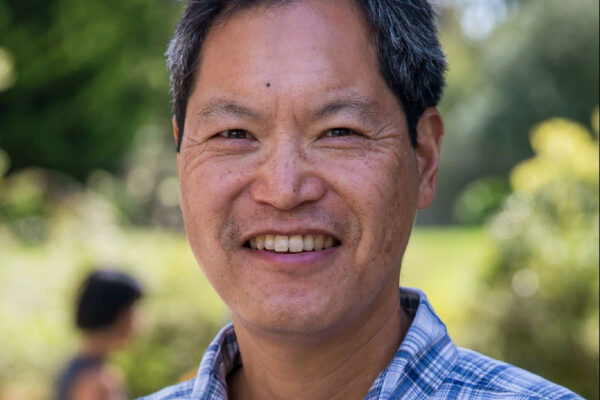 Headshot of Russell Jeung