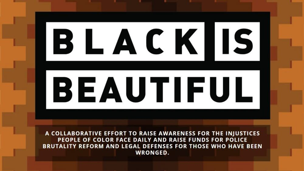 Black is Beautiful graphic