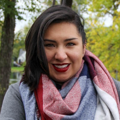 Kristina Flores headshot